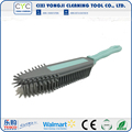 High quality plastic handle pet cleaning brush