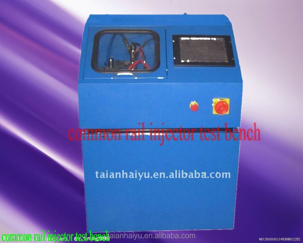 Common Rail Injector Test Bench CRI200A and provide special fixture of testing injector,common rail injector tester