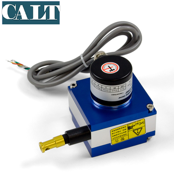 CALT Rope Length Transmitters draw wire displacement sensor linear position sensor