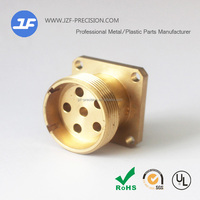 OEM Brass Machinery components and parts/metal machining part