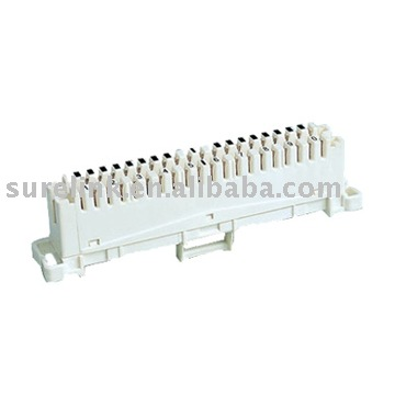 LSA 10pairs connection module
