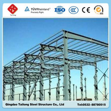 prefabricated steel structure hotel building factory warehouse