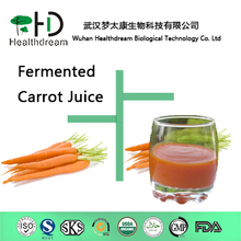 Carrot Concentrated Juice, Fermented by Lactobacillus plantarum