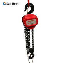 2T*3m K type pull lift chain hoist/chain block / mechanical hoist