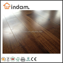 Walnut brown big leaf acacia hardwood flooring