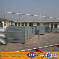 Security and keep protection aluminum temporary pool fence