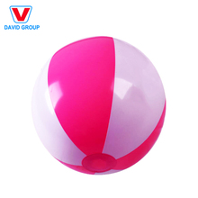 Custom Swimming Pool Safe Toy Inflatable Beach Ball