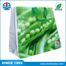 Fugang Vietnam Cheap Recycled Customize Printed Packaging Vegetable PP Woven Bag