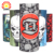 Stretchable Windproof Polyester Bandanas Half Face Mask Custom Tube Headbands