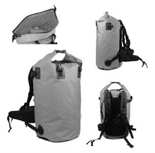 rolling Dry backpack