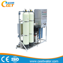 CEET 75GPD house use ro system water plant with stand