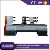 Jinan Wood Lathe SG-1300 with digital readout ,hot sell woodworking lathe/used cnc lathe