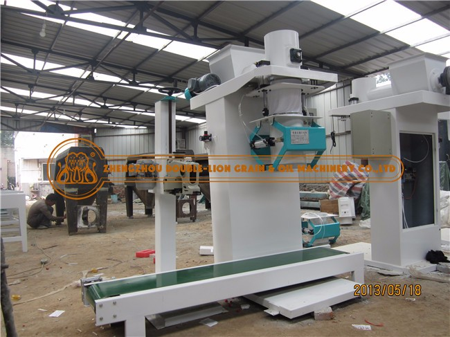 High Quality Full Automatic Flour Packing Machine