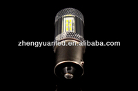 7.5w 1156-5M-3014W LED turn signal light for car flashing
