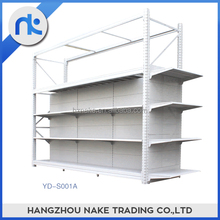 Custom modern supermarket display shelf racks With Factory Price