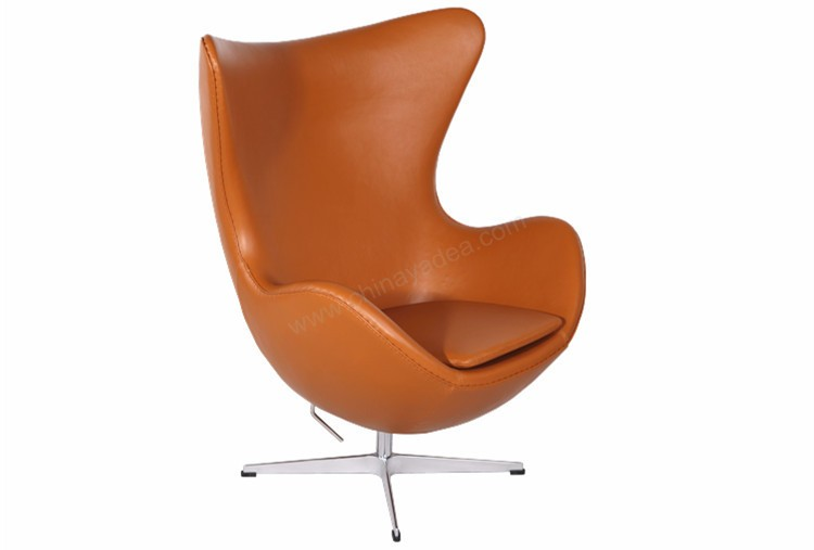 Modern Danish Furniture Arne Jacobsen Egg Chair Replica for wholesale