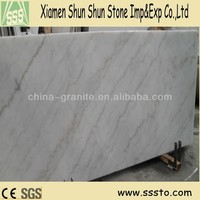Top sell guangxi white marble slabs
