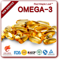 Wholesale Blood Purifier Omega 3 fish oil Soft Gel Dosage