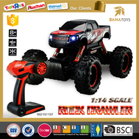 1/14 4WD rc racing car with charger