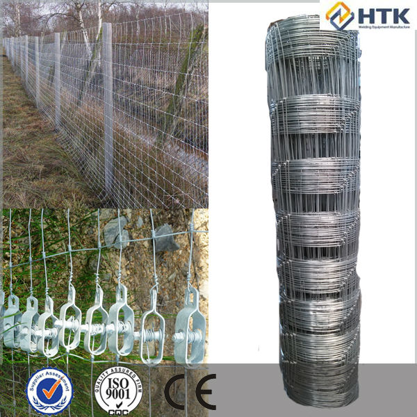 HTK supplier 3 rail ranch fence