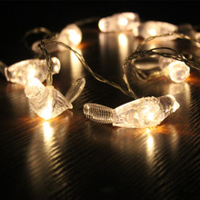 led mini copper wire string lights