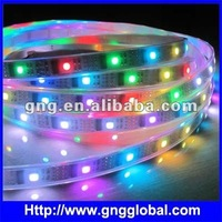 transparent led mesh strip can make in net