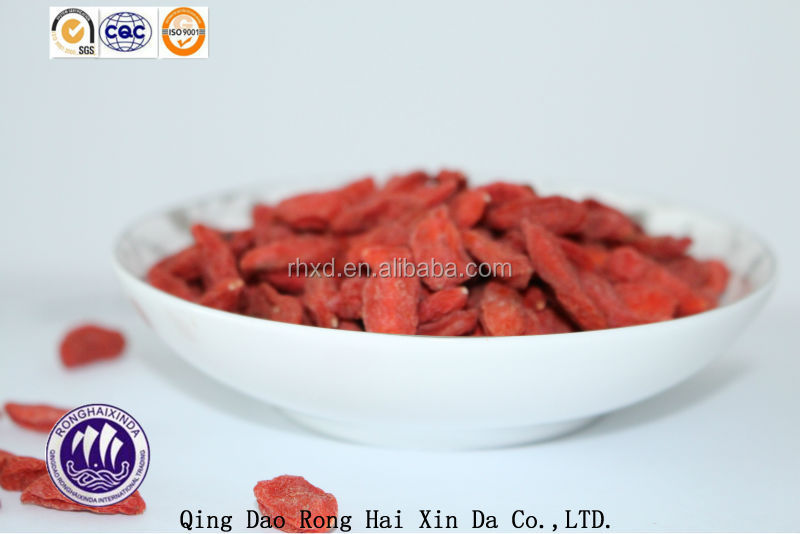 2014 new fresh Dried fruits goji berry/goji/dried goji berries