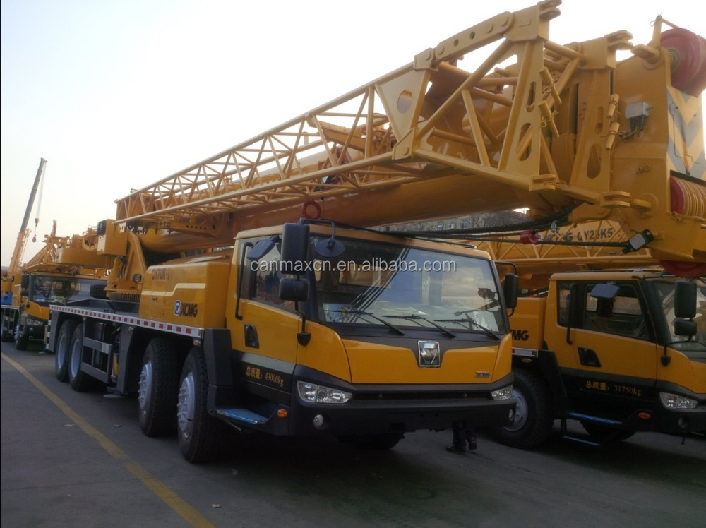 HOT SALE XCMG QY70K-I 70T TRUCK CRANE WITH 44.5M BOOM