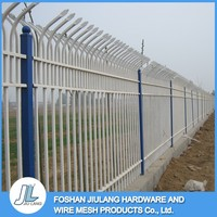 corrosion prevention zinc steel galvanized wrought iron ornaments fence