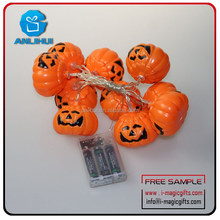 Halloween led gifts flash led string light