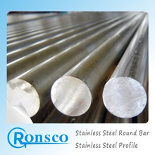 Bright stainless steel round bar, 316l material hot rolled steel bar