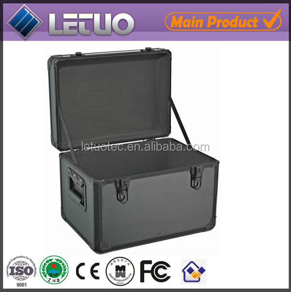 China wholesale aluminum barber tool case ute tool box abs tool case