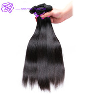 8A Unprocessed Cheap Virgin Brazilian Hair Wholesale Silky Straight Wave 8-26 inch