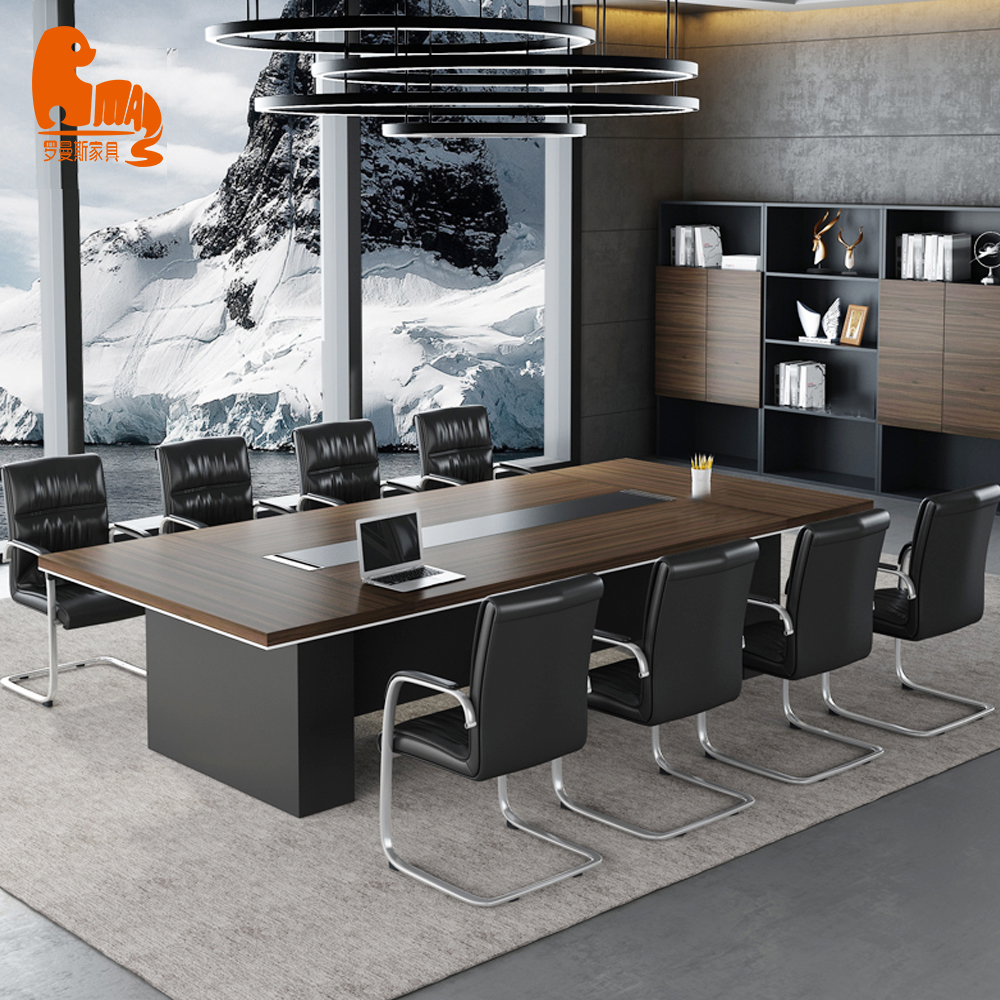 Luxury modern office furniture 20 person meeting room conference table