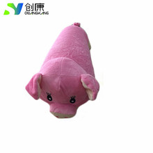Wholesale hot selling animals funny shape pillow latex pillow animal