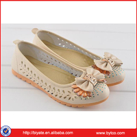 Wholesale Lady Shoes Women Flat Shoes 2014