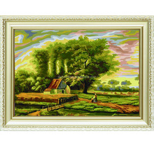 Top sale oil painting by number set for wholesales