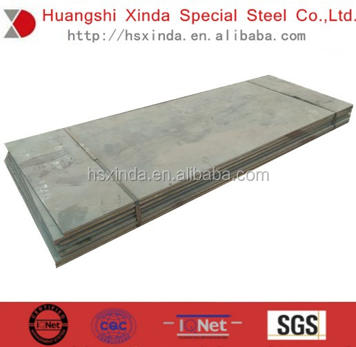 High tensile new aisi d6 steel flat bars