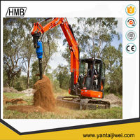 HMB Rock drilling machine/ ground hole drilling machines