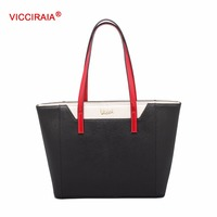 VICCIRAIA Multi-color Women Shoulder Bag Lady Shopping Handbag PU Small Wholesale