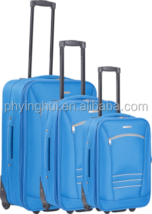Vantage travel swiss polo trolley luggage