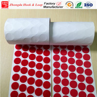 High quality 3m adhesive hook and loop dots