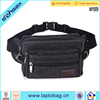 China supplier fashional outdoor travel sport canvas waist bags
