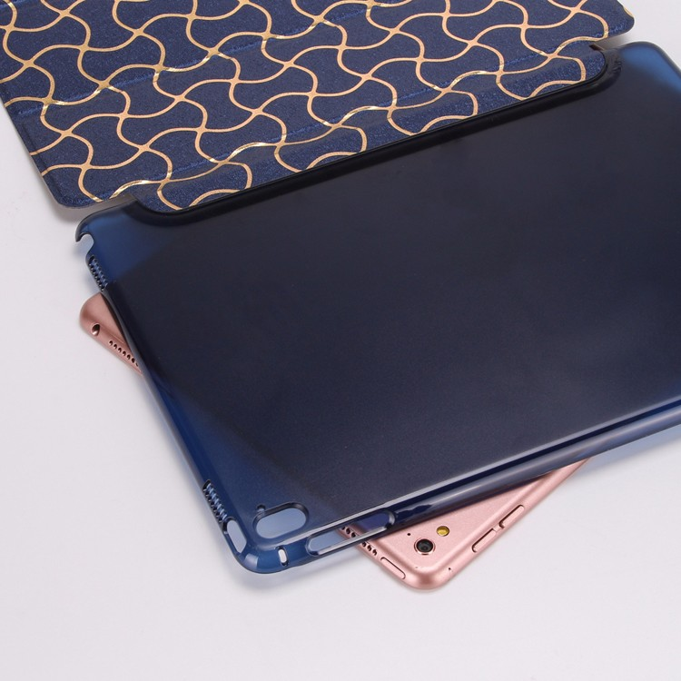 Best Selling leather shock-proof case for ipad pro 9.7