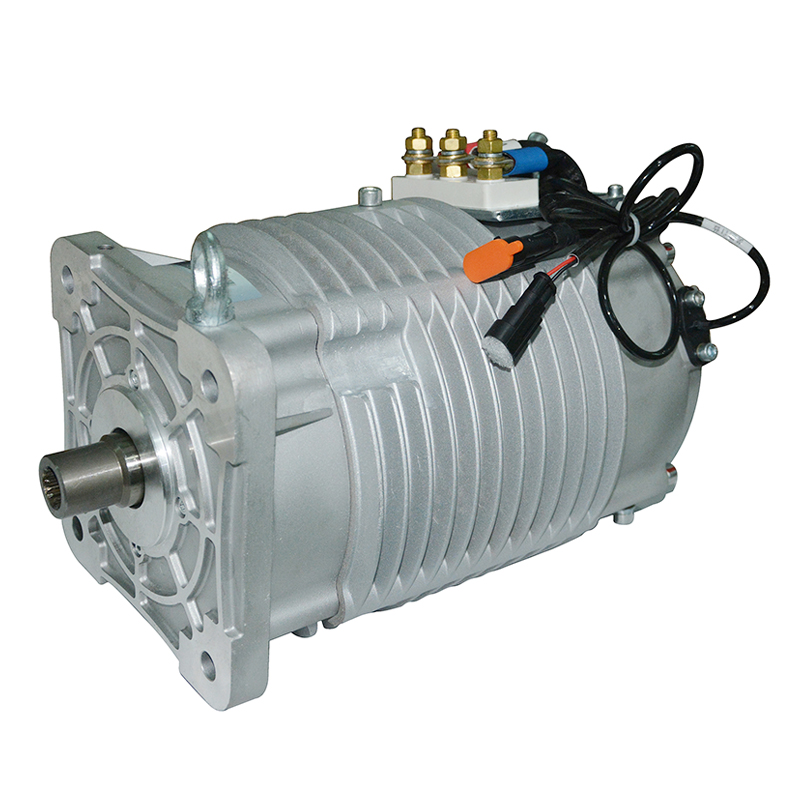 10 kW High-Drive Small AC Motor for Electric Cars Conversion Kit