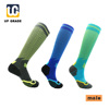 Wholesale sports custom men compression cycling socks