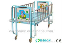 DW-CB01 Manual pediatric children care hospital bed