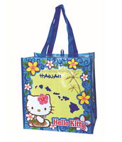 Environmental friendly Nonwoven bags returnable non woven bag shopping bag with hello kitty pattern