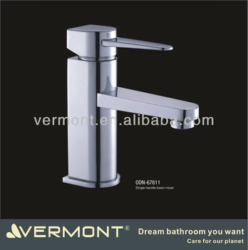 Brass Mixer Deck Mounted Kiwa Faucet