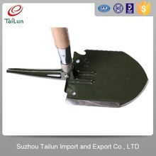 types of spade shovel from factory